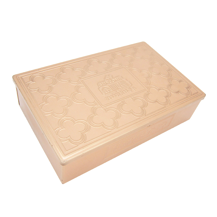 牛轧糖铁盒